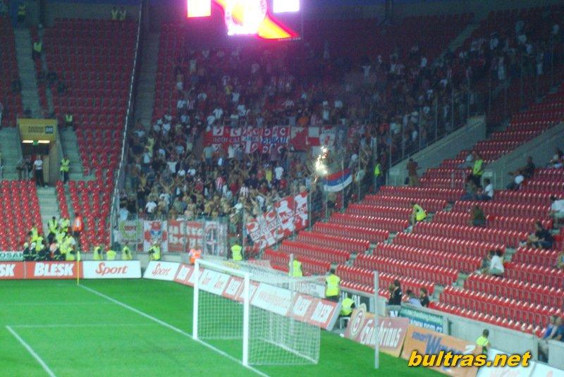 🇨🇿 Slavia Praha vs  Roter Stern Belgrad – bultras net