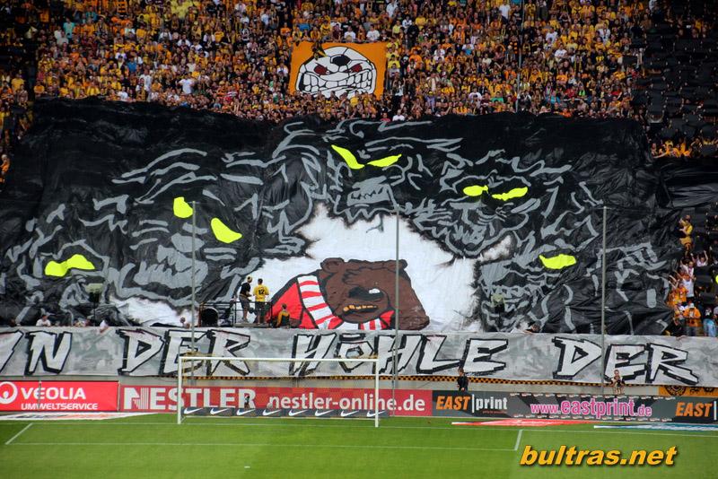 Saison  Bundesliga  Spieltag Sg Dynamo Dresden Vs  Fc Union Berlin    Uhr Rudolf Harbig Stadion   Zuschauer
