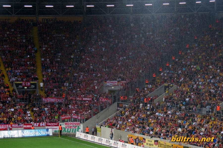 Dynamo Dresden Vs Bayern München 13 Bultrasnet