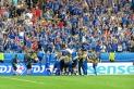 EM 2016: Island vs. Österreich
