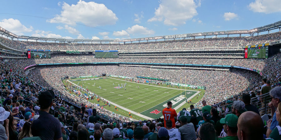  New York Jets vs. Miami Dolphins