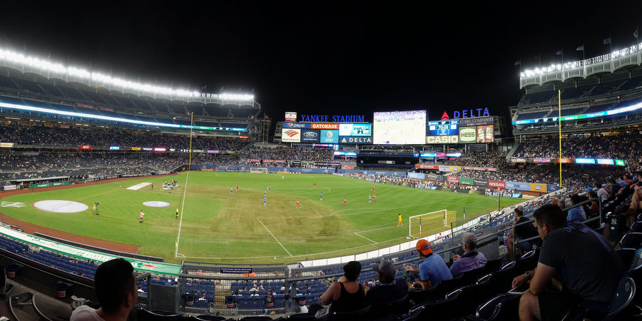  New York City FC vs. Chicago Fire