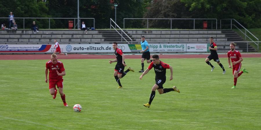 🇩🇪 SV Einheit Kamenz vs. FC Grimma